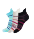 Men's socks wool  with tab-keeping and protection ankle