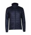 Light and insulating men's warm jacket for spring and winter