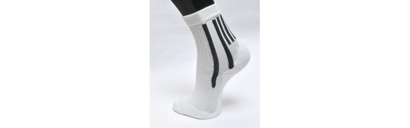 Sports X silver Merino Wool, cotton or coolmax socks